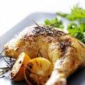 Erik Orgu tervislik pühadeajaretsept: Mee-sinepi kana krõbekartulitega ja värske salatiga