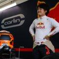 Yuki Tsunodal õnnestus tänavu kõik, tasuks koht Alpha Tauri F1 tiimis.
