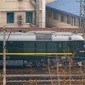 VIDEO | Rong väidetava Põhja-Korea delegatsiooni ja võib-olla isegi Kim Jong-uniga lahkus Pekingist