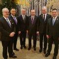 Täna kohtusid Balti riikide ja Poola liidrid Türgi presidendi Erdoganiga.