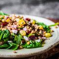 Maitsev rännak veganmaailma - Loomus andis vegankuu puhul välja tasuta retseptikogumiku