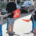 Leninlik lipp Moskvas