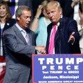 """Guardian: Nigel Farage on FBI Trumpi ja Venemaa sidemete juurdluses """"huvipakkuv isik"""""""