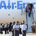 Afganistanist evakueeritud inimesed (foto on illustratiivne)