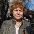 Татьяна Жданок выступила против русофобии на канале Euronews