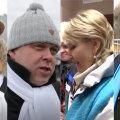 VIDEO | Kampaaniaga kaasas! Missugust valimisnänni jagasid SDE, Eesti200 ja Isamaa poliitikud rahvale?