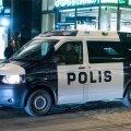 Esmaspäeval Soomes toime pandud pangaröövi jäljed viivad Eestisse