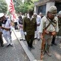 Jaapani poliitikud vihastasid sõjas hukkunute pühamu külastamisega taas Hiinat