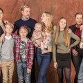 The Bonus Family kärgpere