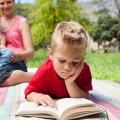 Viieaastane peab oskama lugeda? Ärge nüüd pilli lõhki puhuge