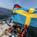 Rootsi uurijad Estonia hukkumispaigas