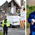 """""""Маленький ангел"""" Джордж Хайндз погиб, не дожив до третьего дня рождения в результате взрыва газа. Три дома разрушены"""