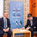 Eesti ja Soome vaheliste diplomaatiliste suhete sõlmimise 100. aastapäev