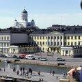 Presidentide kohtumise tõttu tühjendatakse esmaspäeval Helsingi Kauppatori