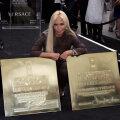 Moedisainer Donatella Versace