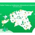 01. märtsil lõppevas kinnistute oksjonivoorus on pakkumisel kokku 37 metsakinnistut erinevates Eesti piirkondades. Samuti on hetkel pakkumisel 44 raieõigust, mille oksjonid lõppevad igapäevaselt.