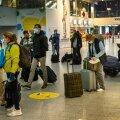 PROBLEEM ON, LAHENDUST POLE: Paljud riigid Eesti reeglit ei tunnista ja eestlased jäävad reisidel hätta.