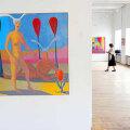 Erootilised fantaasiamaalid: Vaade Priit Pangsepa näitusele. Lauri Kulpsoo