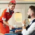 Põnev elukutse   Stjuardess vastas küsimustele, mida temalt kogu aeg töö kohta uuritakse