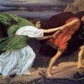 Orpheuse legend ühendab inspiratsiooni ja iha. Edward Poynteri maal (1862)