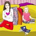 Ema ahastuses: tütred on nagu kass ja koer, hetkegi rahu pole ja iial ei tea, kus pomm plahvatab