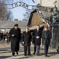 VIDEO | Merkel külastas liidukantslerina esimest korda ametlikult Auschwitzi surmalaagrit, annetab 60 miljonit