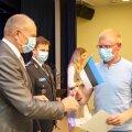 Церемония чествования новых граждан Эстонии впервые прошла в Маарду