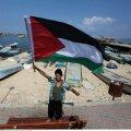 Euroopa Parlament toetas põhimõtteliselt Palestiina riiklust