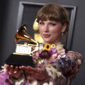 Taylor Swift Grammy auhinnaga