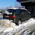 LUGEJA FOTOD: sahamees mattis talvituva masina lumme