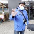 DELFI VIDEOKÜSITLUS | Tallinna venekeelsed elanikud 9. mail pronkssõduri juurde minna ei kavatse