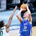TIPPHETKED JA FOTOD | Kalev/Cramo alustas eurohooaega kindla võiduga!