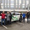 Tartu Ülikool ja Bolt laiendavad koostööd isejuhtivate sõidukite tehnoloogia arendamiseks