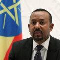Nobeli rahupreemia pälvis Etioopia peaminister Abiy Ahmed Ali