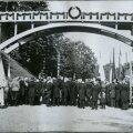 29. juunist 1. juulini tähistas Tartu ülikool 300. aastapäeva (1632-1932).