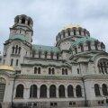 """ФОТО читателя Delfi: Мощный символ Софии — """"коллега"""" таллиннского собора"""