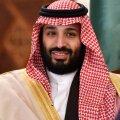 Saudi kroonprints Mohammed