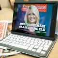 Logitech Keyboard Folio Mini ja iPad mini