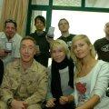 Meenutusi sõjakoldest! Piret Järvis tundis Vanilla Ninjaga Iraagis esinedes kurbust ja hirmu: sõda on väga mõttetu nähtus
