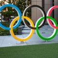 Olümpiarõngad Tokyos