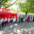 Eesti Õdede Liidu tervisepark Tornide väljakul