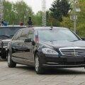 Liiklusinspektsioon: kui Putin sõidab, liikluseeskiri ei kehti, sest muud liiklust pole