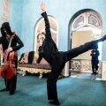 Balletilavastuse Kuldne Tempel pressiüritus