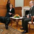 Merkeli ja Putini kohtumine 2007. aastal