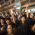 Hongkongi kohalikel valimistel said Pekingi-meelsed kandidaadid lüüa