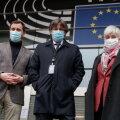 Euroopa Parlament võttis Kataloonia separatistide juhtidelt puutumatuse