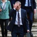 Briti välisminister Dominic Raab.