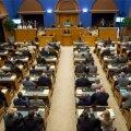 Riigikogu avaistung 2014. aasta septembris