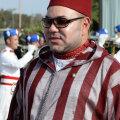 Ei, pildil pole Emil Rutiku või Juku-Kalle Raid, vaid Maroko kuningas Mohammed VI (Foto: AFP)