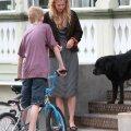 FOTOD: Taskade perekond käis promenaadil rattasõitu harjutamas